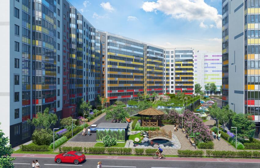 76468531f092d ЖК All inclusive - цены на квартиры в жилом комплексе Ол инклюзив от ...
